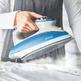 Maytag Smartfill Digital Iron with Removable Water Tank and Vertical Steam
