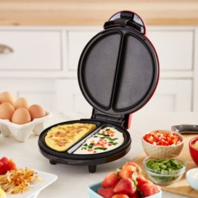 "Dash 8"" Express Omelette Maker (Assorted Colors)"