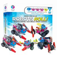 Circuit Cubes Robots Roll Bluetooth Control Multi-Vehicle Mobility Launch Kit  Engineering STEM Kit for Children and Adults