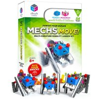 Circuit Cubes Mechs Move Multi-Creature Electronic Toy Building Set Toy Lego Compatible Building Blocks STEM Toy Learning