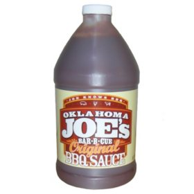 Oklahoma Joe's Original Barbecue Sauce (64 oz.)