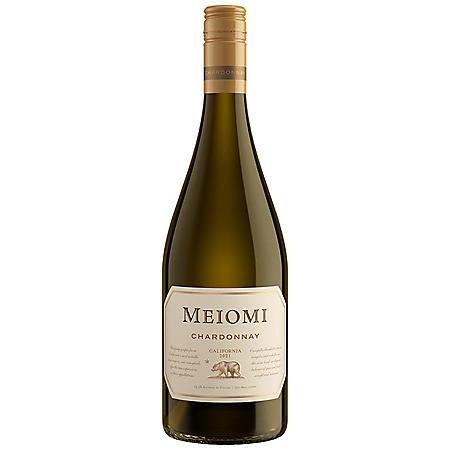 Meiomi Chardonnay White Wine (750 ml)