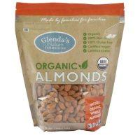 Glenda's Farmhouse Organic Almonds (27 oz.)