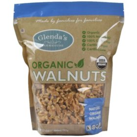 Glenda's Farmhouse Organic Walnuts (27 oz.)