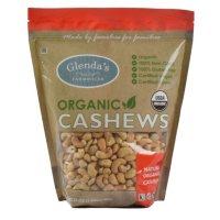 Glenda's Farmhouse Organic Cashews (27 oz.)