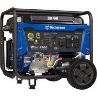 Westinghouse 7,500/9,500-Watt Gasoline-Powered Portable Generator (CARB Compliant)
