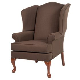 Ellis Barista Wingback Chair