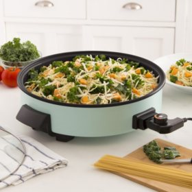 "Dash 14"" Nonstick Electric Family Size Skillet (Assorted Colors)"