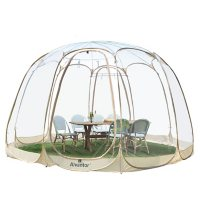 Deals on Alvantor Bubble Tent Pop Up Gazebo 15x15-FT Camping Tent