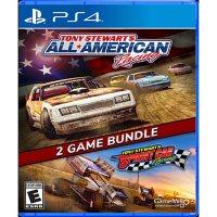 Tony Stewart All American Racing - PlayStation 4