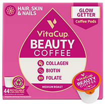 VitaCup Beauty Blend Coffee Pods (44 ct.)