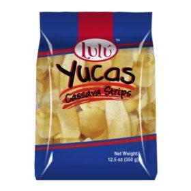 Lulu Cassava Strips (12.35 oz.)