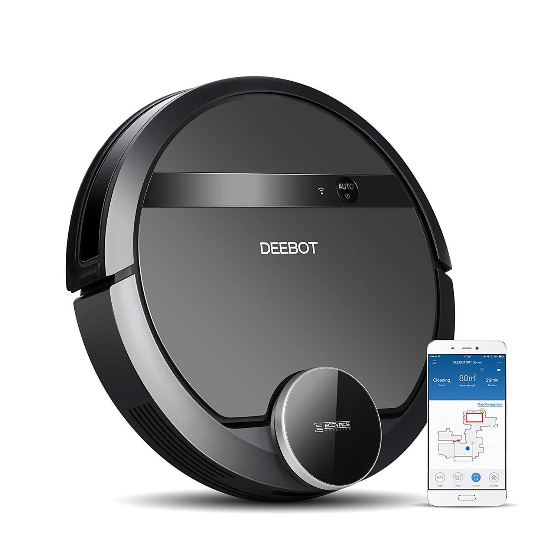 Ecovacs Deebot 901 Robotic Vacuum Cleaner