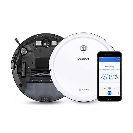 Ecovacs DEEBOT N79W+ Smart Robotic Vacuum Cleaner