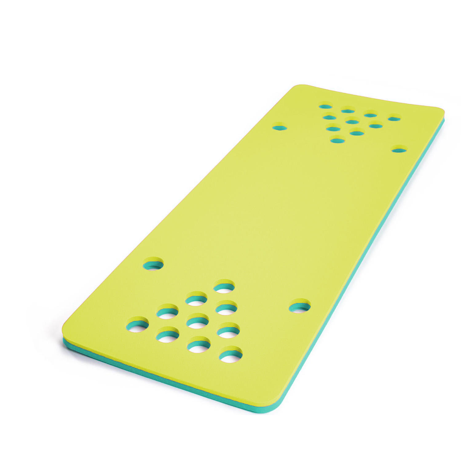 Floatation IQ Hydrapong (Teal / Yellow)