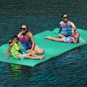 Floating Oasis Water Pad