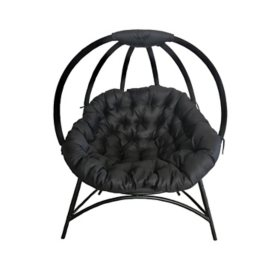 Cozy Ball Chair (Overland Black)