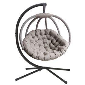 Hanging Ball Chair (Overland Sand)