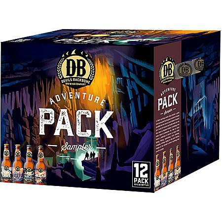 Devils Backbone Adventure Sampler (12 fl. oz. bottle, 12 pk.)