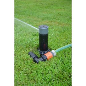 Quick Snap In Ground 5 Pop Up Adjustable Sprinklers 2 Pack Sam S Club