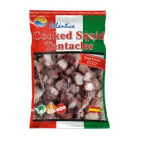 Atlantica Cooked Squid Tentacles (3 lbs.)