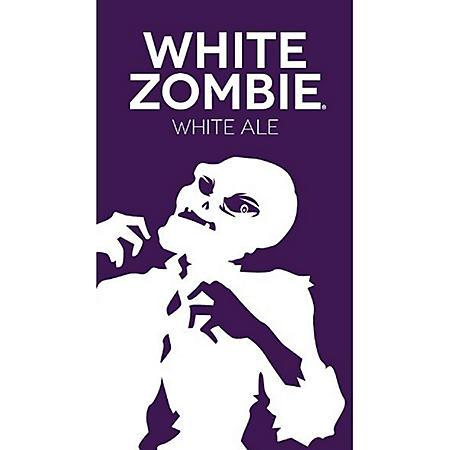 Catawba White Zombie Ale (12 fl. oz. can, 12 pk.)
