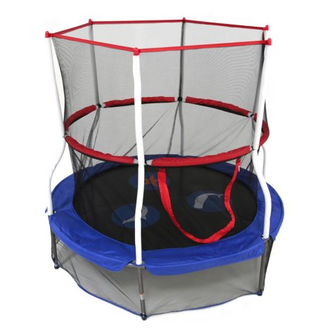 "Skywalker Trampolines 60"" Seaside Adventure Bouncer and Enclosure"