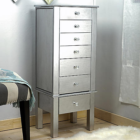 Hives & Honey Crystal Jewelry Armoire