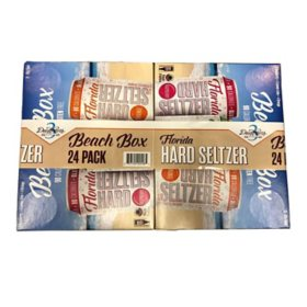 3 Daughters Beach Box Hard Seltzer (12 fl. oz. can, 24 pk.)