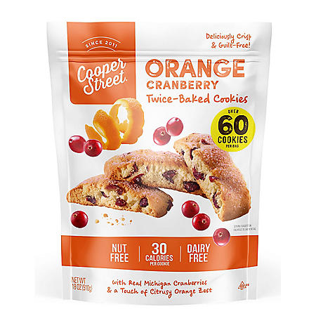 Cooper Street Orange Cranberry Cookies (18 oz.)