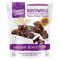 Brownie Chocolate Crunch Twice-Baked Cookies (18 oz.)
