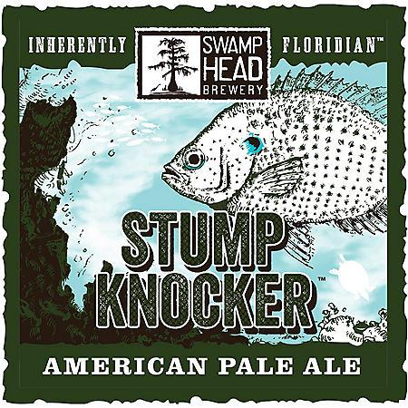 Swamp Head Stump Knocker APA (12 fl. oz. can, 6 pk.)