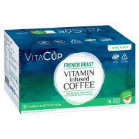VitaCup French Roast Coffee Pods (45 ct.)