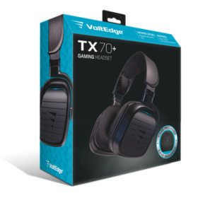 VoltEdge TX70+ Headset and Travel Case