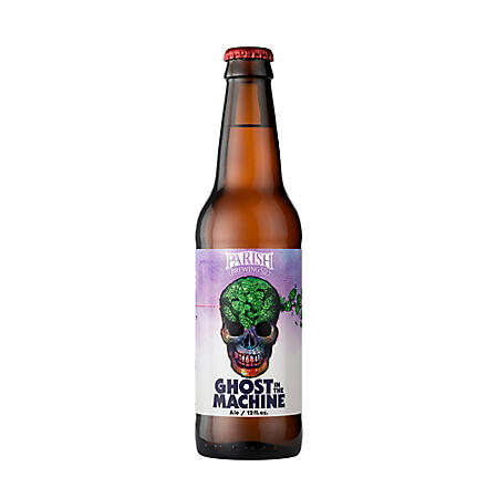 Parish Ghost In The Machine Double IPA (12 fl. oz. bottle, 4 pk.)