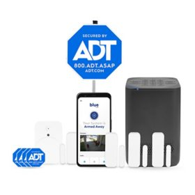 ADT 8-Piece Security System