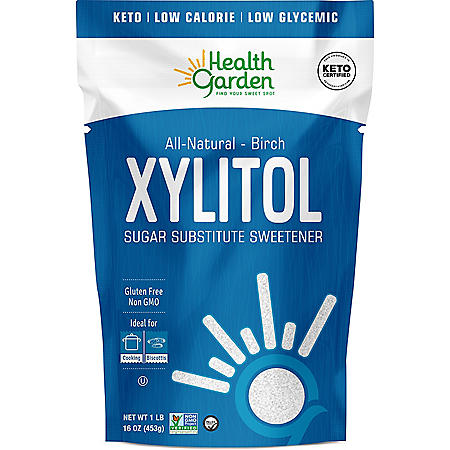 Health Garden Birch Xylitol (1 lb.)