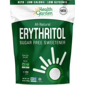 Health Garden Erythritol Sweetener (3 lb.)