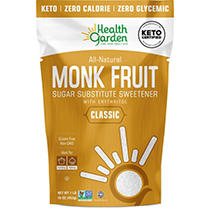 Health Garden Monk Fruit Sweetener (1 lb.)