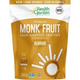 Health Garden Monk Fruit Sweetener (3 lb.)