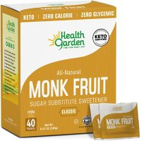 Health Garden Monk Fruit Sweetener (40 ct.)