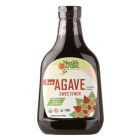 Health Garden Organic Raw Agave Sweetener (46 oz.)
