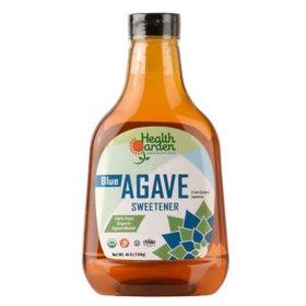 Health Garden Organic Blue Agave Sweetener (46 oz.)