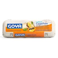 Goya Cage-Free Large Grade A Brown Eggs (12 ct.)