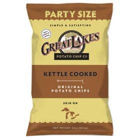 Great Lakes Potato Chips (22 oz. bag)