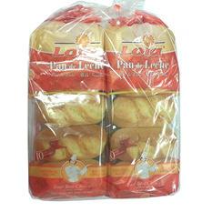 Loia Pan de Leche Milk Bread (2 pk., 20 rolls)