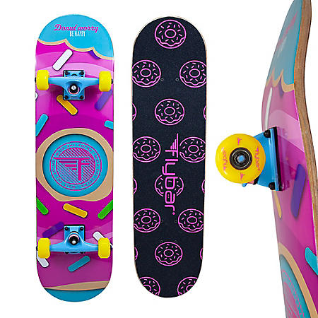 "Flybar 31"" Complete Skateboard"