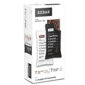 RXBAR Variety Pack (1.83 oz., 14 ct.)