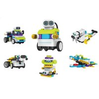 Botzees Robotics Coding and Augmented Reality Construction Kit - 83101PT