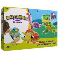 Botzees Junior Construction Kit Dino Set - 21011PT